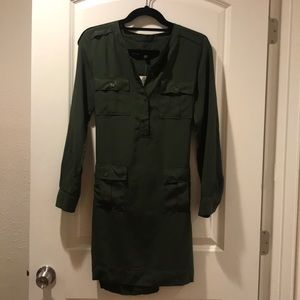 Olive Green Dress or Tunic